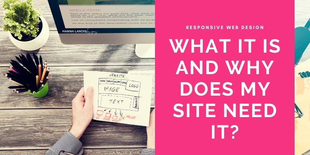 Responsive Web Design: What is It and Why Does My Site Need It?